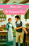 Lane, Allison: The Beleagured Earl (Signet Regency romance)