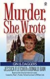 Fletcher, Jessica: Murder, She Wrote: Gin and Daggers