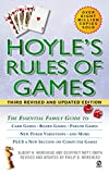 Mott-Smith, Geoffrey: Hoyle's Rules of the Game: Descriptions of Indoor Games of Skill and Chance, With Advice on Skillful Play  Based on the Foundations Laid Down by Edmond Hoyle, 1672-1769