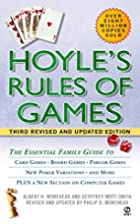 Hoyle's Rules of Games: The Essential…
