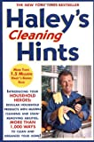 Haley, Graham: Haley's Cleaning Hints