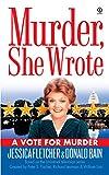 Fletcher, Jessica: A Vote for Murder (Murder, She Wrote)