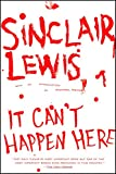 Lewis, Sinclair: It Can't Happen Here: Library Edition