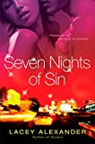 Alexander, Lacey: Seven Nights of Sin