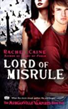 Lord of Misrule (Morganville Vampires, Book…