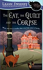 The Cat, The Quilt and The Corpse: A Cats in…