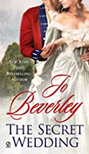 The Secret Wedding by Jo Beverley
