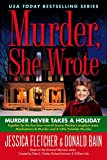 Fletcher, Jessica: Murder, She Wrote: Murder Never Takes a Holiday