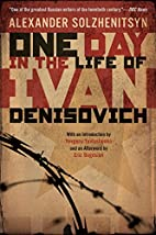 One Day in the Life of Ivan Denisovich by…