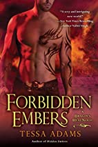 Forbidden Embers: A Dragon's Heat Novel by…