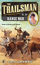 Range War by Jon Sharpe