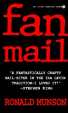Fan Mail by Ronald Munson