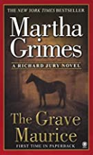 The Grave Maurice (Richard Jury Mysteries…