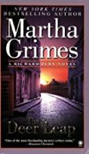 The Deer Leap by Martha Grimes