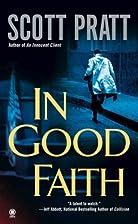In Good Faith (Joe Dillard Series) by Scott…