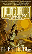 Orion's Dagger by P.K. McAllister