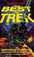The Best of Trek #18 by Walter Irwin