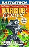 Stackpole, Michael A.: Battletech 41: Warrior Coupe