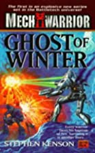 Ghost of Winter by Stephen Kenson