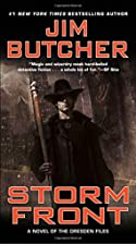 Storm Front (The Dresden Files, Book 1) by…