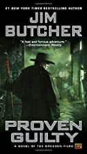 Proven Guilty (The Dresden Files, Book 8) by…