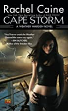 Cape Storm (Weather Warden, Book 8) by…