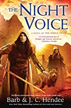 The Night Voice: A Novel of the Noble Dead…