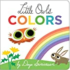 Little Owl's Colors by Divya Srinivasan