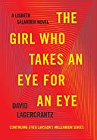 The Girl Who Takes an Eye for an Eye…