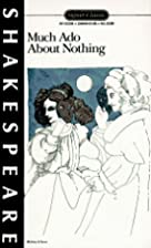 Much Ado about Nothing (A Signet classic) by…