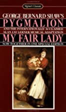 a comparison between pygmalion and my fair lady Comparing pygmalion and the my fair lady this comparison has been   the play ends with a bitter fight between higgins and eliza, resulting in eliza.