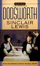 Dodsworth by Sinclair Lewis