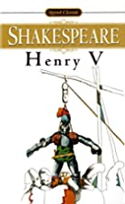 Henry V (Signet Classics) by William…