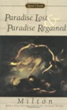 Paradise Lost & Paradise Regained by John…