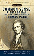 Common Sense, Rights of Man, and Other…