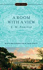 A Room With a View by E. M. Forster