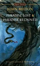 Paradise Lost & Paradise Regained by John&hellip;