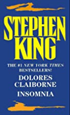 Dolores Claiborne / Insomnia by Stephen King