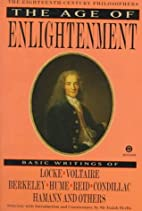 The Age of Enlightenment: The 18th Century…