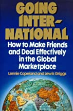 Going International: How to Make Friends and…