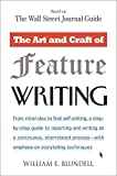 Blundell, William E.: The Art and Craft of Feature Writing