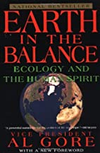Earth in the Balance by Al Gore