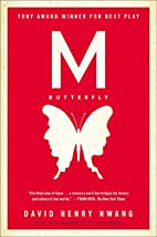 M. Butterfly: With an Afterword by the…
