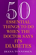 50 essential things to do when the doctor…