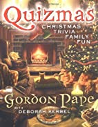 Quizmas: Christmas Trivia Family Fun by…
