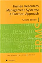 Human Resources Management Systems by Glenn…