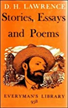 Stories, essays and poems by D. H. Lawrence