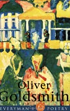 Oliver Goldsmith (Everyman's Poetry) by…
