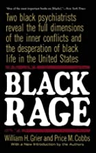 Black Rage by William H. Grier