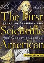 The First Scientific American: Benjamin…
